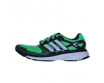 Adidas Running Energy Boost ESM Flash Grün/Kern Schwarz/FTWR Weiß B44281