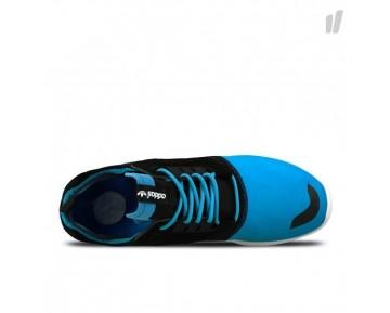 Adidas Originals ZX 8000 Boost Sonnenblau/Kern Schwarz/Creme Weiß B26371