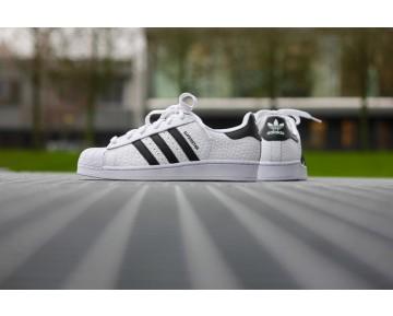 Adidas Originals Stan Smith Zig Zag Weiß/Kern Schwarz AQ3090