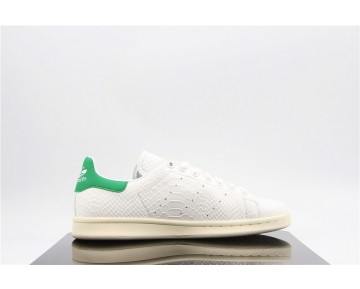 Adidas Originals Stan Smith Lauf Weiß/Grün M20324