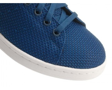 Adidas Originals Stan Smith CK Schatten Blau/Weiß S75023
