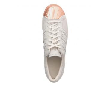 Adidas Originals Superstar 80s Metal Toe Kreide Weiß M25319