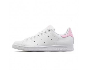 Adidas Stan Smith Weiß/Rosa BA9858