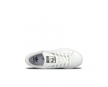 "Adidas Stan Smith Junior ""Hologram"" Schuhe Weiß/Metallic Silber AQ6272"